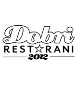 Good restaurants 2012